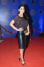 Shriya Saran at Beauty and the Beast red carpet in Mumbai on 21st Oct 2015