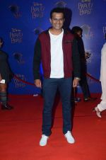 Siddharth Kannan at Beauty and the Beast red carpet in Mumbai on 21st Oct 2015