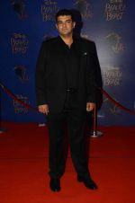 Siddharth Roy Kapoor at Beauty and the Beast red carpet in Mumbai on 21st Oct 2015