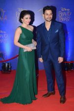 Soha Ali KHan, Kunal Khemu at Beauty and the Beast red carpet in Mumbai on 21st Oct 2015 (34)_5628c734eede7.JPG