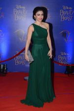 Soha Ali Khan at Beauty and the Beast red carpet in Mumbai on 21st Oct 2015
