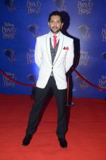 Terence Lewis at Beauty and the Beast red carpet in Mumbai on 21st Oct 2015