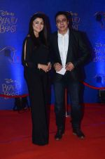 at Beauty and the Beast red carpet in Mumbai on 21st Oct 2015