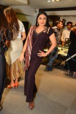 Aarti Surendranath at Mahesh Notandas store for festive collection launch on 23rd Oct 2015