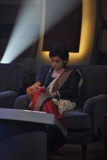 Divya Dutta on location of Chalk and Duster film on 23rd Oct 2015
