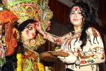 Misti Mukerjee went for sindoor khela at Bangur Nagar Sarvjanik Durga Puja on 23rd Oct 2015 (4)_562cc1edb6498.jpg
