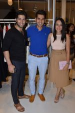 Sameer Dattani at Le Mill launch in Colaba on 24th Oct 2015