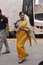 Shabana Azmi on location of Chalk and Duster film on 23rd Oct 2015