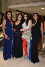 Sheeba at Mahesh Notandas store for festive collection launch on 23rd Oct 2015