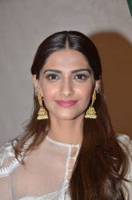 Sonam Kapoor at Le Mill launch in Colaba on 24th Oct 2015