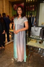 Tejaswini Kolhapure at Mahesh Notandas store for festive collection launch on 23rd Oct 2015