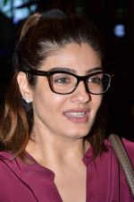 Raveena Tandon snapped at PVR on 25th Oct 2015 (4)_562dc1a336451.JPG