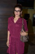 Raveena Tandon snapped at PVR on 25th Oct 2015 (8)_562dc11816d02.JPG