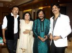 nikhil kamath,ritu johri,roop kumar rathod & jeetu shankar released ghazal album Perception in Alamode Banquets,Juhu on 25th Oct 2015_562e1984e2814.jpg