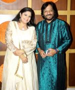 ritu johri & roop kumar rathod released ghazal album Perception in Alamode Banquets,Juhu on 25th Oct 2015 (2)_562e199fcd0f9.jpg