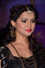 Adaa Khan at Naagin launch for Colors in Powai on 26th Oct 2015 (11)_562f79f883f54.JPG