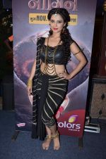 Adaa Khan at Naagin launch for Colors in Powai on 26th Oct 2015 (17)_562f720bc0afc.JPG