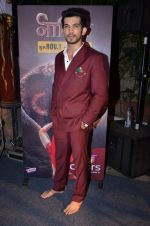 Arjun Bijlani at Naagin launch for Colors in Powai on 26th Oct 2015