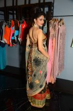 Madhoo Shah walks for Amy Billimoria charity show in Juhu, Mumbai on 26th Oct 2015
