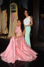 Maria Goretti walks for Amy Billimoria charity show in Juhu, Mumbai on 26th Oct 2015