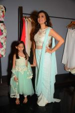 Mini Mathur walks for Amy Billimoria charity show in Juhu, Mumbai on 26th Oct 2015