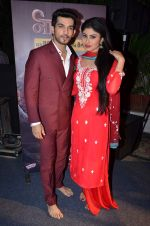 Mouni Roy, Arjun Bijlani at Naagin launch for Colors in Powai on 26th Oct 2015 (42)_562f7a60666a6.JPG