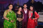 Mouni Roy, Arjun Bijlani, Adaa Khan, Sudha Chandran at Naagin launch for Colors in Powai on 26th Oct 2015 (31)_562f7aad017c7.JPG