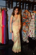 Queenie Dhody walks for Amy Billimoria charity show in Juhu, Mumbai on 26th Oct 2015