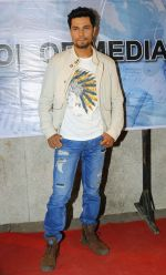 Randeep Hooda during the upcoming film MAIN OR CHARLES at marwah studios Sector-16 film city in Noida on 27th Oct 2015