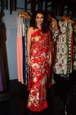 Rhea Pillai walks for Amy Billimoria charity show in Juhu, Mumbai on 26th Oct 2015