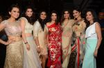 Rhea Pillai, Madhoo Shah, Queenie Dhody walks for Amy Billimoria charity show in Juhu, Mumbai on 26th Oct 2015