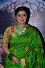 Sudha Chandran at Naagin launch for Colors in Powai on 26th Oct 2015