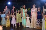 Urvashi Sharma, Manjari Phadnis walks for Amy Billimoria charity show in Juhu, Mumbai on 26th Oct 2015
