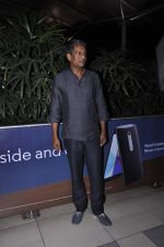 Adil Hussain at the Airport after promoting Main Aur Charles on 27th Oct 2015