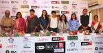 High profile dignitaries at the launch of _Femina To Your Rescue_ app at Police Gymkhana, Mumbai