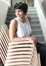Mandira Bedi at the launch of _Femina To Your Rescue_ app at Police Gymkhana, Mumbai.5