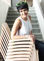 Mandira Bedi at the launch of _Femina To Your Rescue_ app at Police Gymkhana, Mumbai.6
