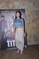 Shivani Raghuvanshi at Titli screening in Lightbox on 27th Oct 2015 (21)_56309316f1707.JPG