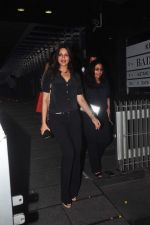Sonali Bendre on a girly dinner in Hakassan on 27th Oct 2015