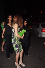 Suzanne Khan and Sonali Bendre on a girly dinner in Hakassan on 27th Oct 2015