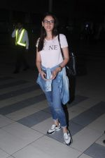 Aditi Rao Hydari snapped at airport on 28th Oct 2015