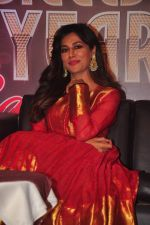 Chitrangada Singh at country club new year