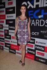 Claudia Ciesla at Exhibit Awards in Mumbai on 28th Oct 2015