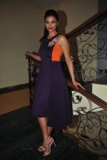 Daisy Shah at country club new year
