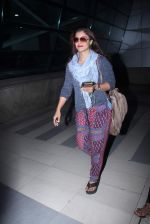 Kajol snapped at airport on 28th Oct 2015