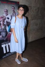 Kiran Rao at Titli Screening on 28th Oct 2015
