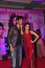 Nushrat Bharucha, Kartik Aaryan at Pyaar Ka Punchnama 2 success bash in Mumbai on 28th Oct 2015 (26)_5631d2b9654de.JPG