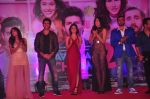 Nushrat Bharucha, Kartik Aaryan,Sonnalli Seygall  at Pyaar Ka Punchnama 2 success bash in Mumbai on 28th Oct 2015 (12)_5631d2bbb6c06.JPG