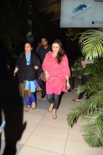 Preity Zinta snapped at airport on 28th Oct 2015
