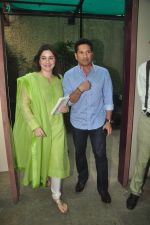 Sachin tendulkar, Anjali Tendulkar at book launch in Mumbai on 28th Oct 2015 (4)_5631d1ef3cf40.JPG